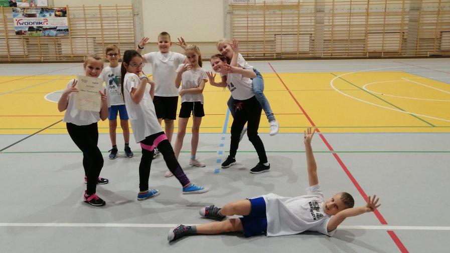 II Gminne Igrzyska Sportowo - Językowe